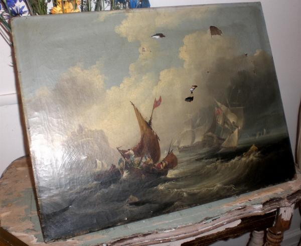 Antique Oil Painting Instappraisal