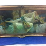 Antique Paintings Pack Crate Freight