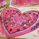 Are Creating Projects Based From Picasso Rose Period After