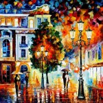 Are Just Couple The Amazing Paintings Artist Leonid Afremov