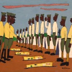 Army Training William Johnson American Art