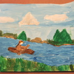 Art Activity Impressionist Paintings Frugal Fun For Boys