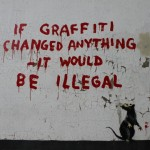 Art Alive New Banksy Street Spotted London