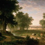 Art And Nature The Hudson River School Paintings From Albany