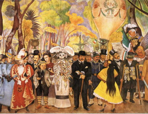 Art Artists Diego Rivera Part