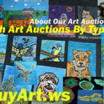 Art Auctions Buy Sale How Sell Online Submit