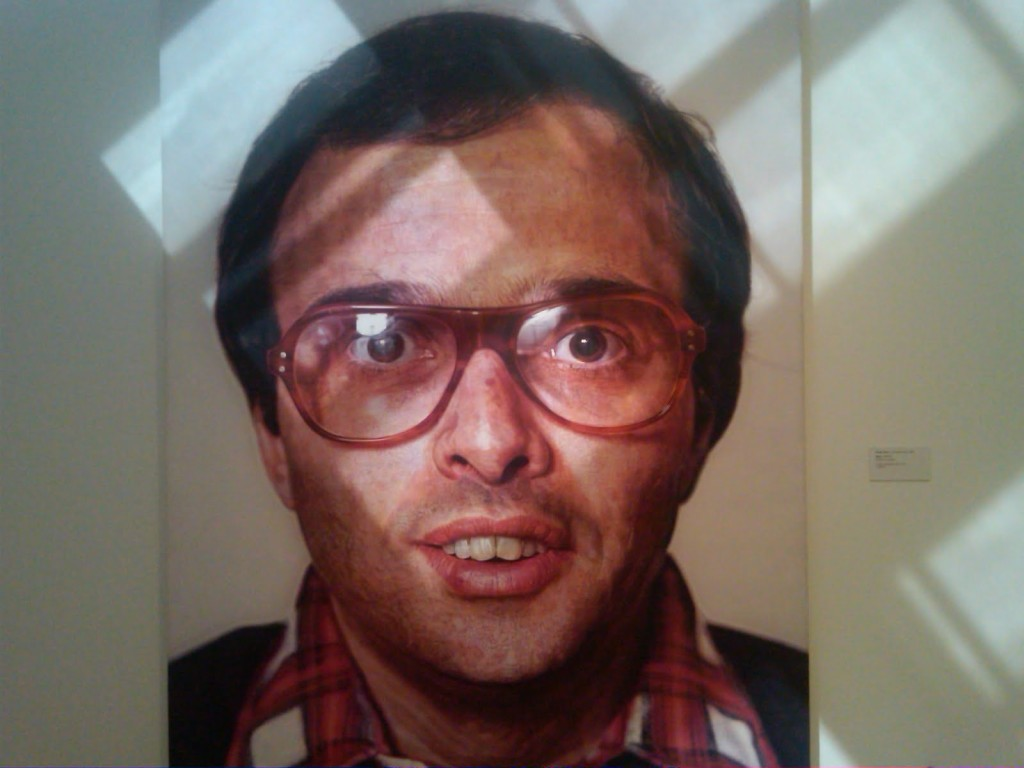 Art Blog Chuck Close