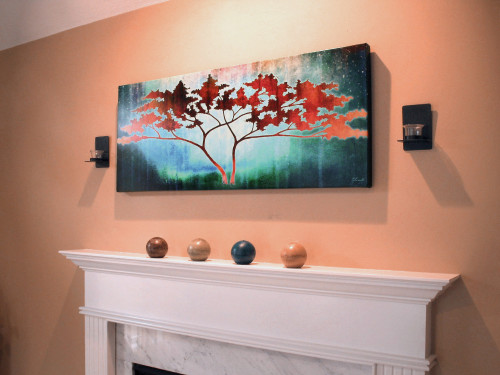 Art Blogmodern For Home Abstract Tree Large Canvas Prints