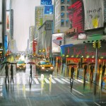 Art Canvas Paintings New York Contemporary