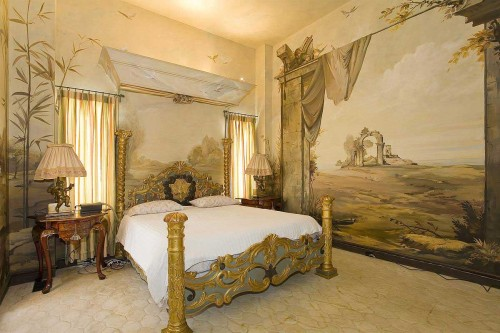 Art Deco Inspiration Home Interior Painting Wall Bedroom