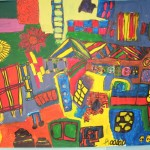 Art For Year Students Finished Colour Theory Matisse Paintings