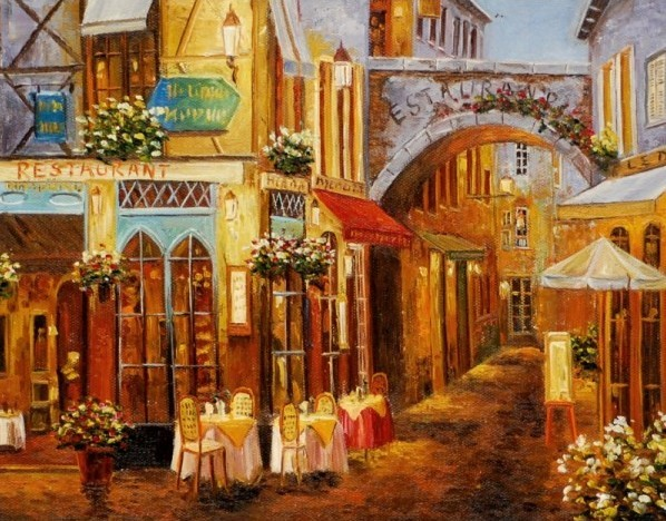 Art Gallery Discount Oil Paintings For Sale