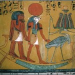 Art History Lesson Egyptian Tomb Painting Denver Arts And Crafts