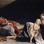 Art History News Orazio And Artemisia Gentileschi Father