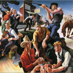 Art Now And Then Thomas Hart Benton