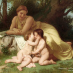 Art Oil Painting William Adolphe Bouguereau