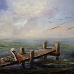 Art Pelican The Dock Artist Barbara Haviland