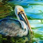 Art Pelican Waters Artist Marcia Baldwin