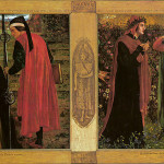 Art Renewal Center Dante Gabriel Rossetti The Salutation