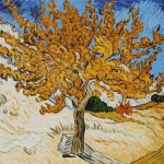 Art Reproduction Oil Painting Van Gogh Paintings The Mulberry Tree