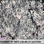 Art Sale Smashes Records For Artists Including Jackson Pollock