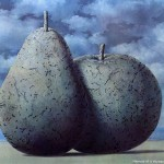 Art Surrealist Painter Rene Magritte Belgian
