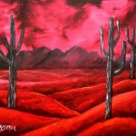 Art Watercolor Acrylic And Oil Paintings Southwestern Painting