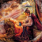 Art Works English Artist Josephine Wall Has Been Passionate About