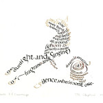 Arthouse Calligraphy Art Margaret Shepherd