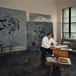 Artist George Condo The Mad Man American Painting Prod