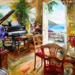 Artist Summer Symphony Paintings For Sale Paintingsforsalediscount