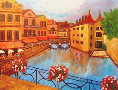 Artists And Paintings Jean Eid