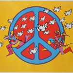 Artwork Peter Max Psychedelic Pop Art Artist The Era