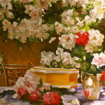 Atelier Cecilia Rosslee French Floral Painting
