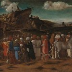 Attributed The Workshop Giovanni Bellini Adoration
