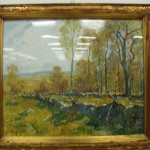 Auction Gallery Inc Image Framed Oil Painting Canvas Under Glass