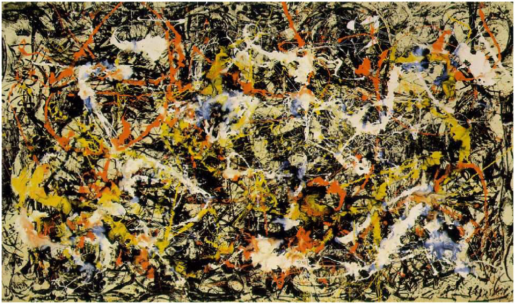 Authentication Jackson Pollock Paintings Spie Newsroom