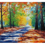 Autumn Paintings Flickr Sharing