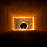 Awesome Light Paintings Simon Berger Design Hey