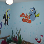 Baby Room Painting Ideas Theme Pictures Designs And For