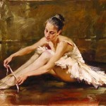 Ballet Paintings Famous Artists
