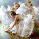 Ballet Paintings For Sale Dance
