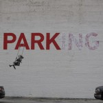 Banksy Parking New Art