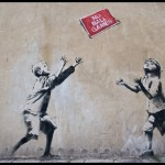 Banksy The Secretive Street Art Genius Dailyshniz