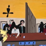 Bar And Grill Jacob Lawrence American Art