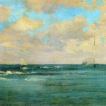 Bathing Posts James Mcneill Whistler Wikipaintings