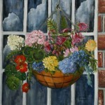 Bbc Your Paintings Hanging Basket