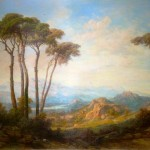 Bbc Your Paintings Rocky Italian Landscape