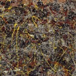 Bear Hair And Jackson Pollock Final Painting Business Insider