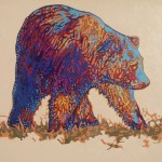 Bear Painting Etsy Products Love